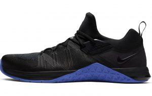 Nike Metcon Flyknit 3 - BLACK / ORANGE PEEL / GAME ROYAL