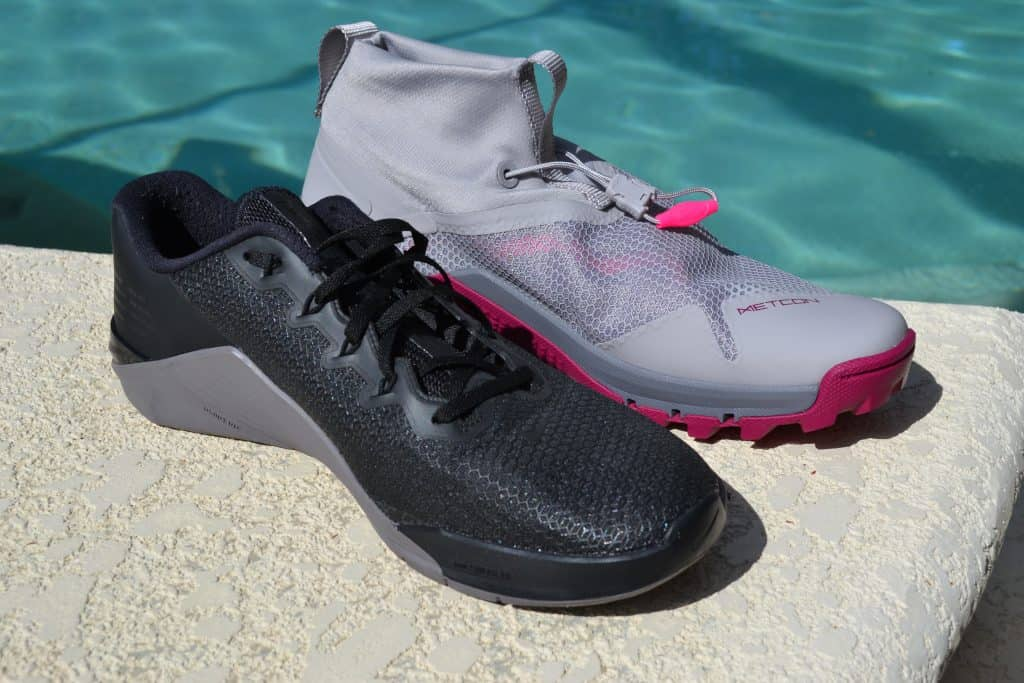 Nike Metcon 5 vs Nike Metcon SF