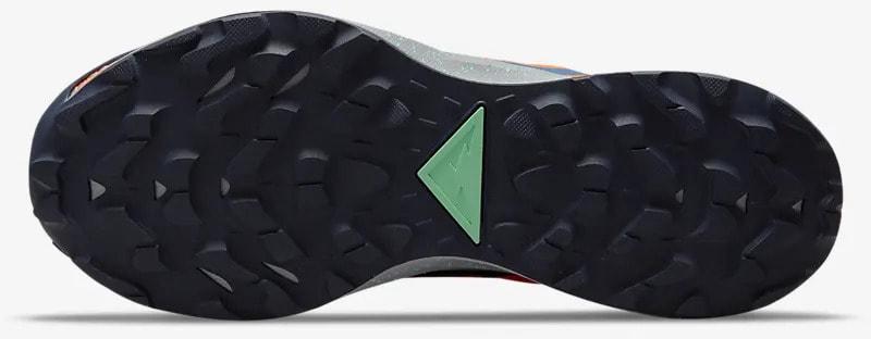 Nike Pegasus Trail 3 outsole