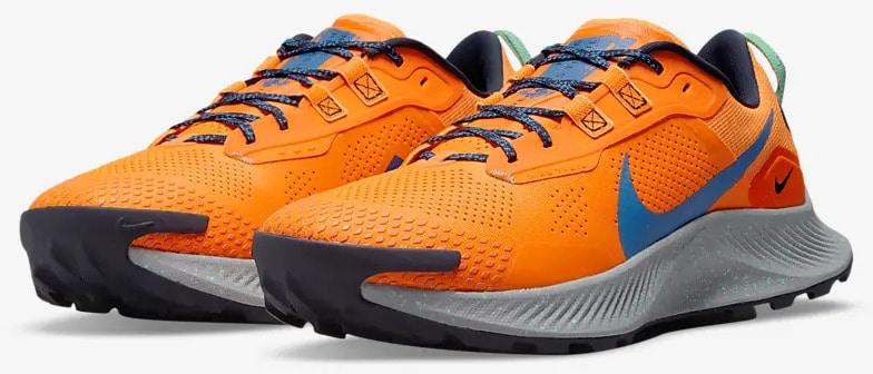 Nike Pegasus Trail 3 quarter view pair
