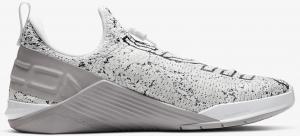 Nike React Metcon - Men's Training Shoe in White/Atmosphere Gray/Black - new for 2020