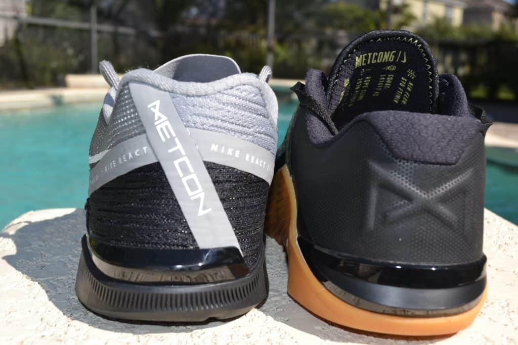 Nike React Metcon Turbo Versus Nike Metcon 6 (7)