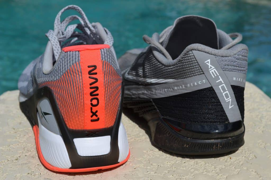 Nike React Metcon Turbo Versus Reebok Nano X1 Shoe Review (4)