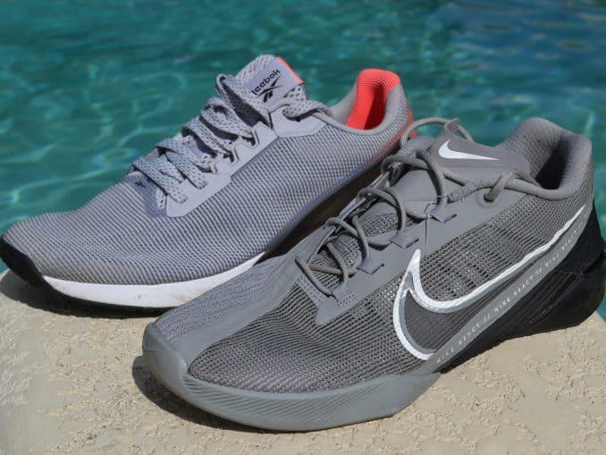 Nike React Metcon Turbo Versus Reebok Nano X1 Shoe Review (8)