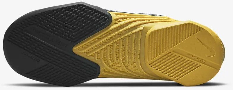 Nike React Metcon Turbo outsole