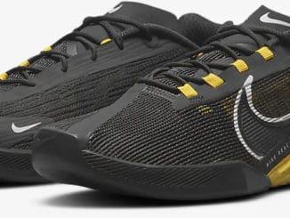 Nike React Metcon Turbo quarter view left pair