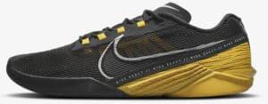 Nike React Metcon Turbo side view left