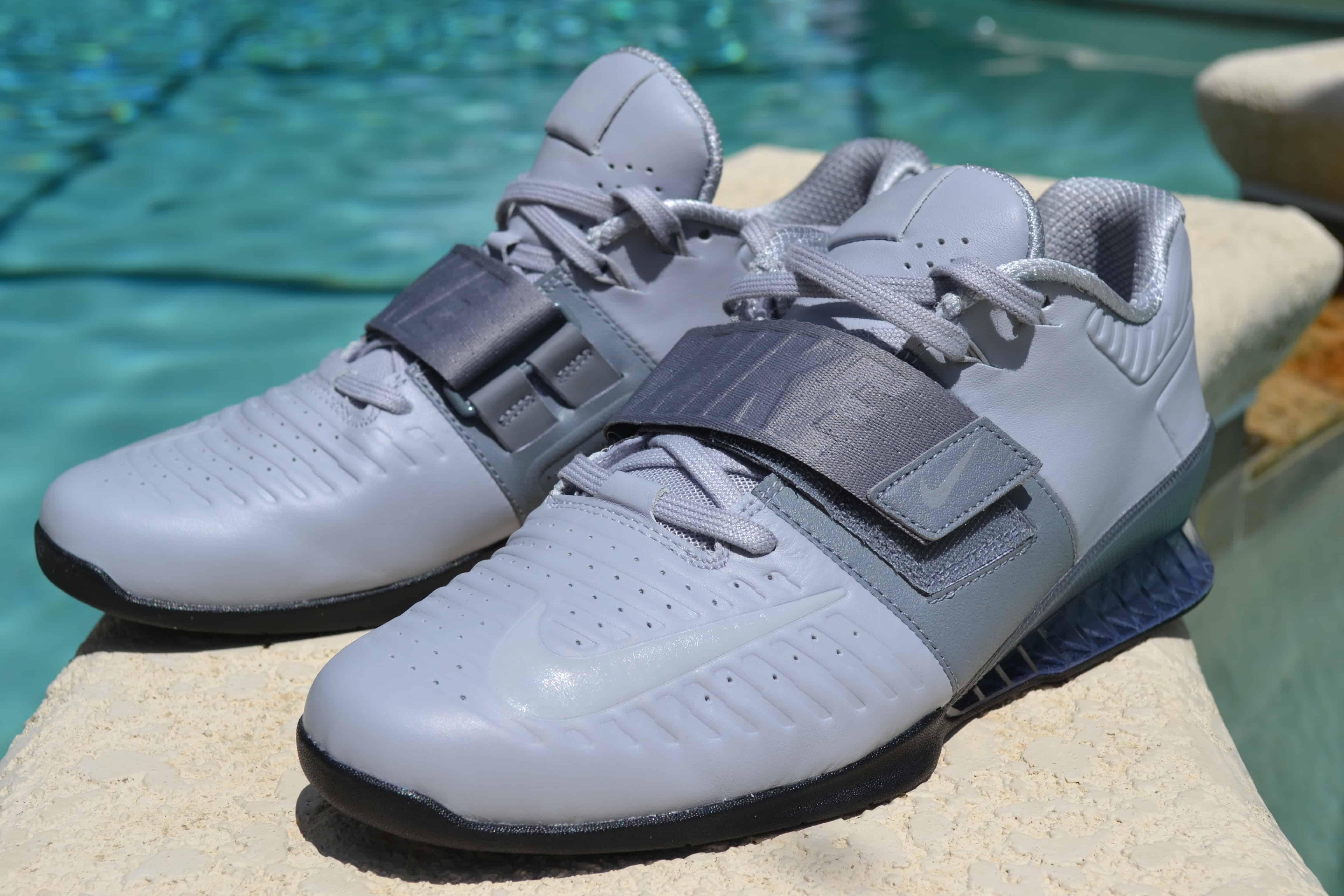 Nike Romaleos 3 XD Shoe Review
