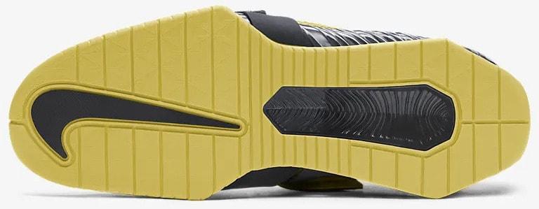 Nike Romaleos 4 outsole