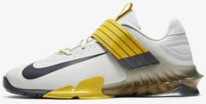 Nike Savaleos Bright Citron left side view