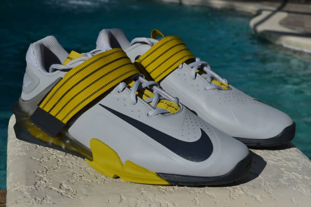 Nike Savaleos Weightlifting Shoe Review (2)