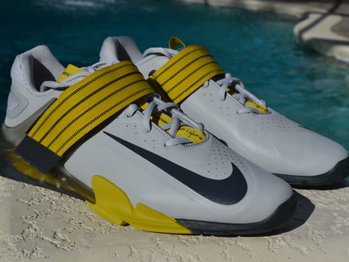 Nike Savaleos Weightlifting Shoe Review (2)