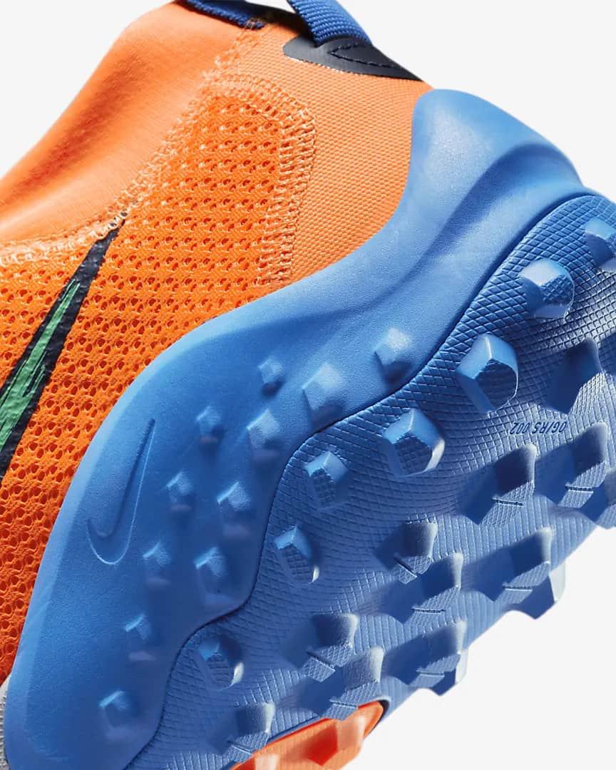 Nike Wildhorse 7 heel