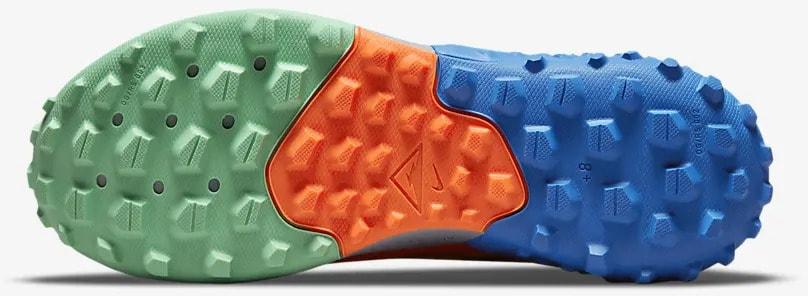Nike Wildhorse 7 outsole