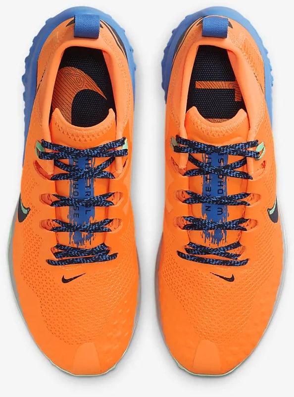Nike Wildhorse 7 top view