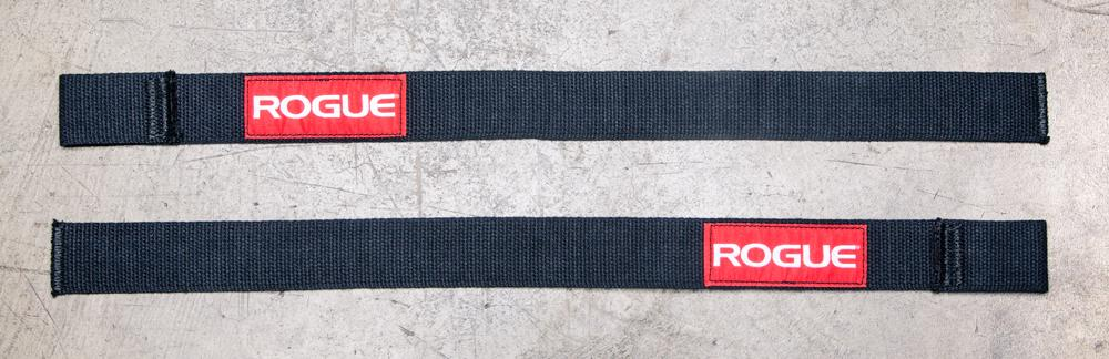 Ohio Lifting Straps two side by side