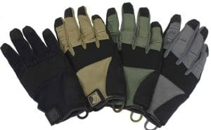 PIG FDT Alpha Gloves have been proven in combat by US Special Operations soldiers who require MAXIMUM dexterity for fast & accurate shooting