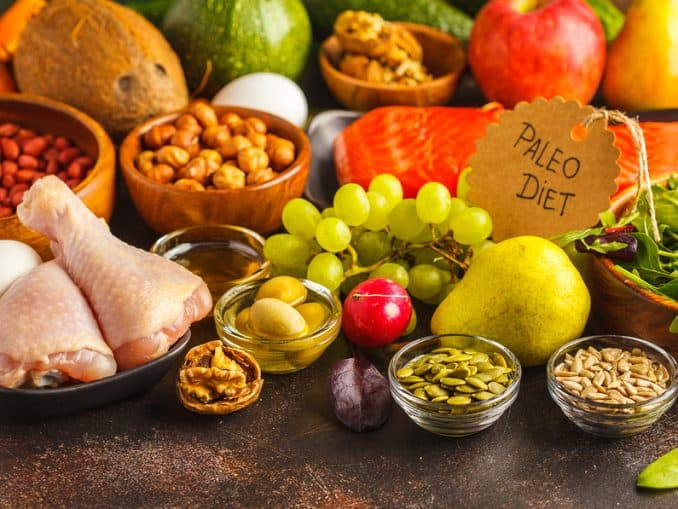 The Paleo Diet - healthy, nutrient dense foods that are highly compatible with the human body