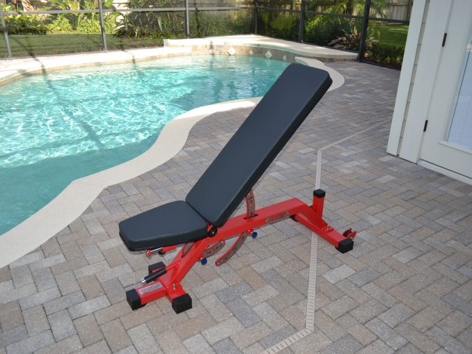 REP AB-5000 Adjustable FID Bench - the best FID bench for home gym or garage gym.