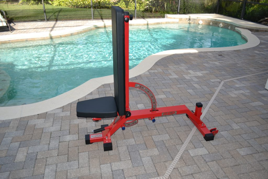 REP AB-5000 with Zero Gap - a great FID bench that is the best option for any home gym or garage gym.