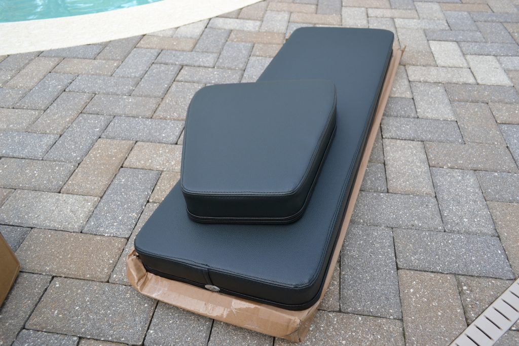 REP AB-5000 Back and Seat Pads