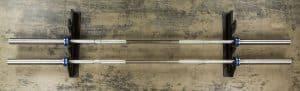 REP Gun Rack Barbell Storage top view full