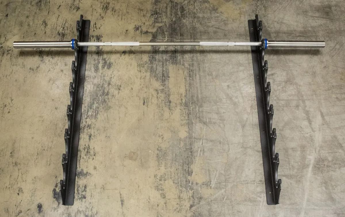 REP Gun Rack Barbell Storage wide