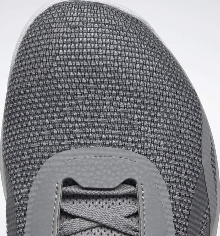 Reebok Nano X Mens Pure Grey 5 Pure Grey 3 Pure Grey 7 upper
