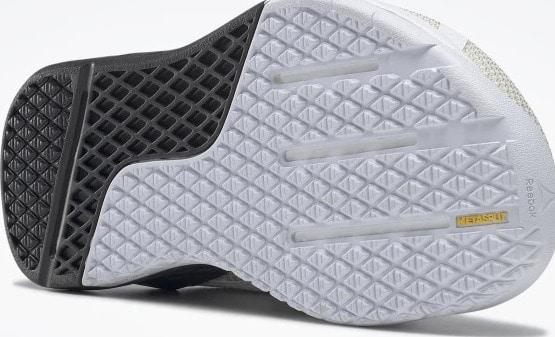 Reebok Nano X Womens Training Shoes Black Ftwr White Ftwr White outsole