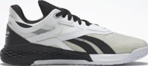 Reebok Nano X Womens Training Shoes Black Ftwr White Ftwr White right side