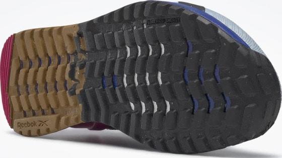 Reebok Nano X1 Adventure Womens Shoes Gable Grey  Bright Cobalt  Pursuit Pink outsole