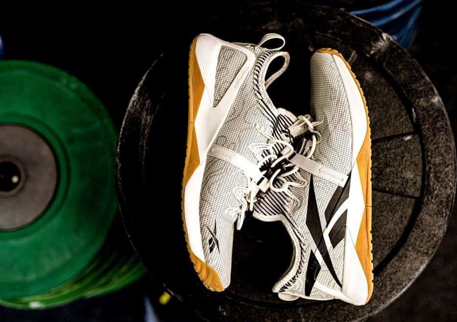 Reebok Nano X1 Froning Training Shoe facing each other pair