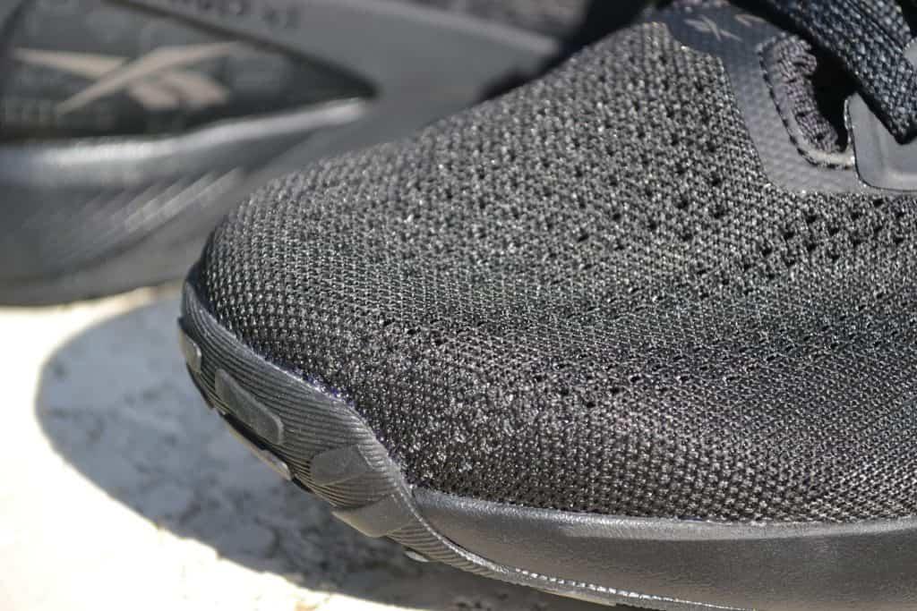 Reebok Nano X1 Training Shoe Review (12) Flexweave Knit