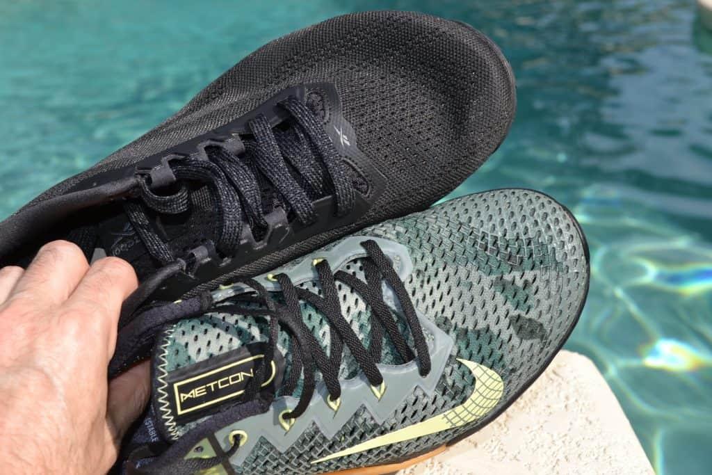 Reebok Nano X1 Versus Nike Metcon 6 Review Sizing