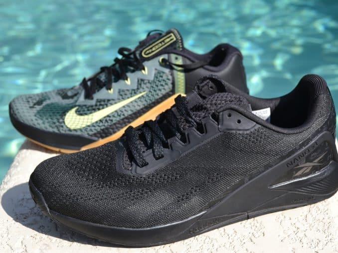 Reebok Nano X1 Versus Nike Metcon 6 Review