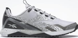 Reebok Nano X11 Adventure Mens Shoes White Core Black White right side view
