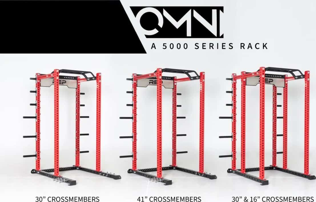 Ref Fitness Rep Omni Rack full view