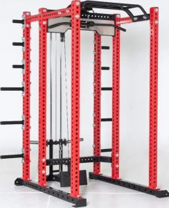 Ref Fitness Rep Omni Rack full with racks