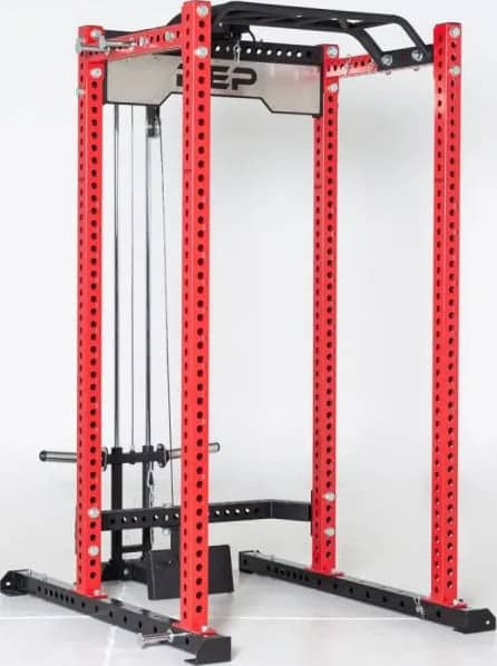 Ref Fitness Rep Omni Rack side view