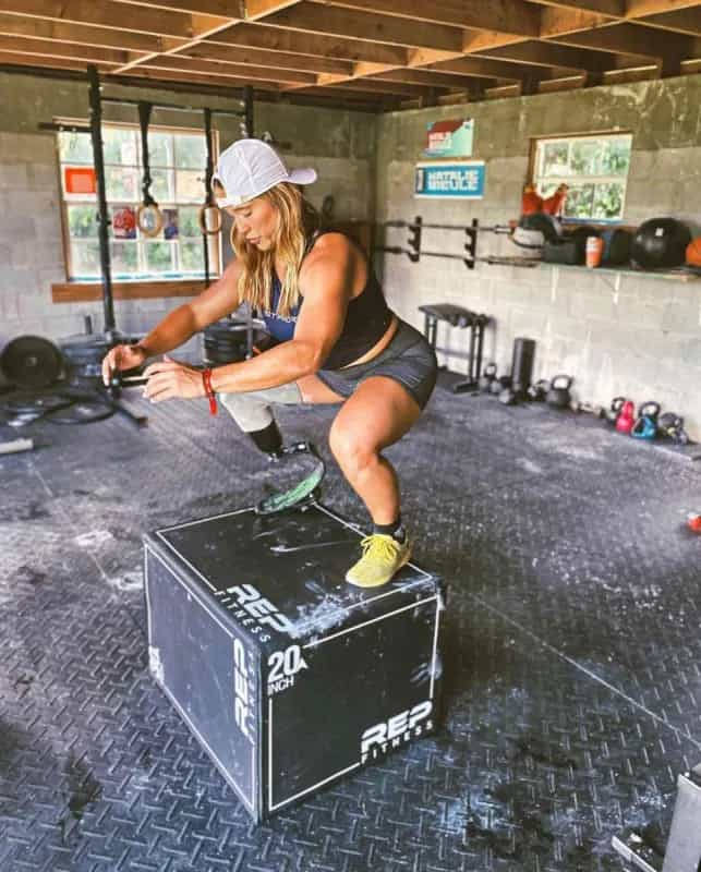 Rep Fitness 3-in-1 Soft Plyo Boxes jump box