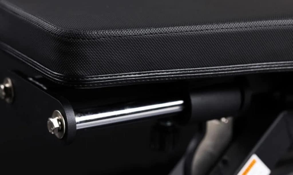 Rep Fitness AB-5000 Zero Gap Adjustable Bench Matte Black seat