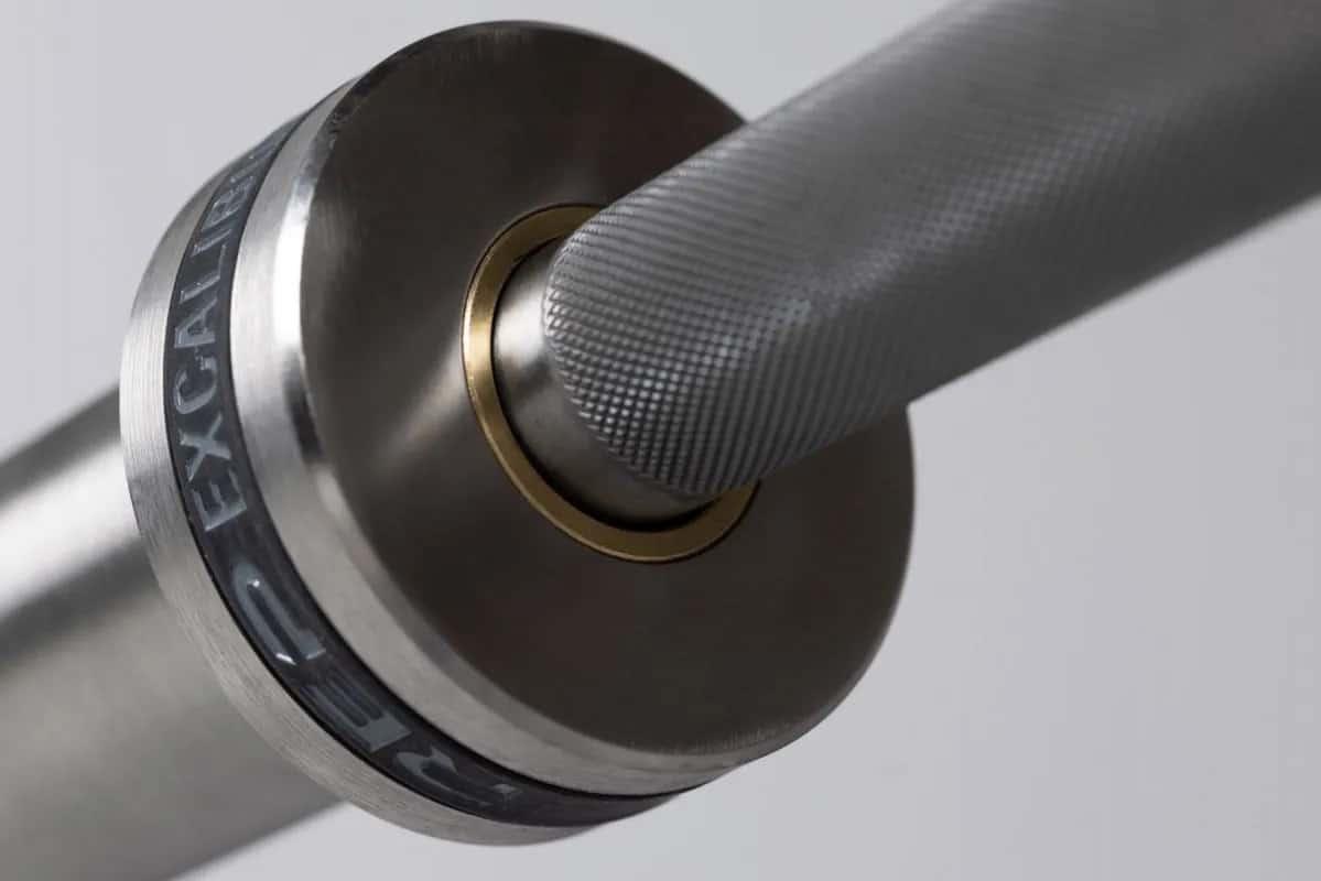 Rep Fitness Excalibur 20 kg - Stainless Steel bushings