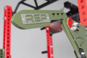 Rep Fitness Monolift Attachment close up handle