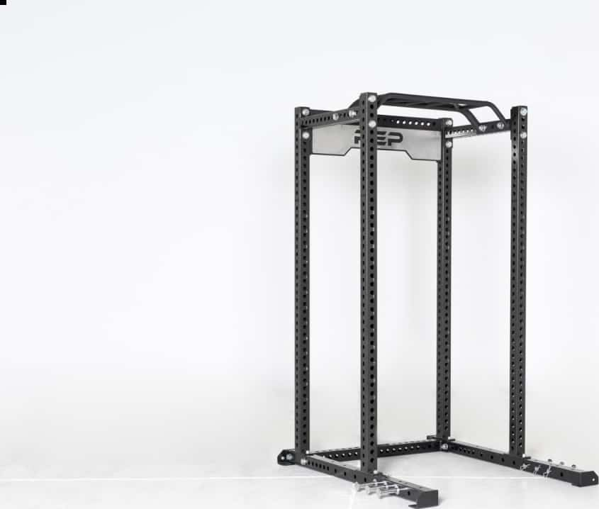 Rep Fitness Omni Flat Foot Power Rack 30 inches 4-Post main