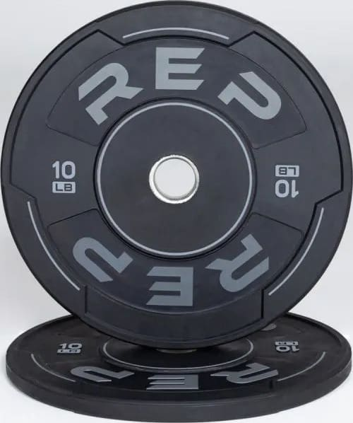 Rep Fitness Sports Plates 10lb-crop