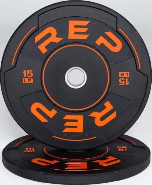 Rep Fitness Sports Plates 15 lb-crop