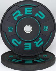 Rep Fitness Sports Plates 25 lb-crop