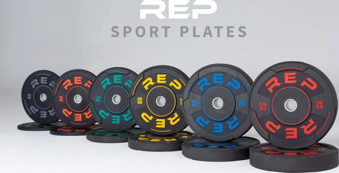 Rep Fitness Sports Plates full view-crop