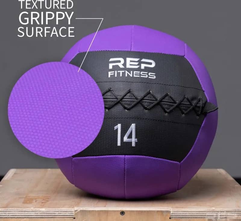 Rep Fitness V2 Medicine Balls detail