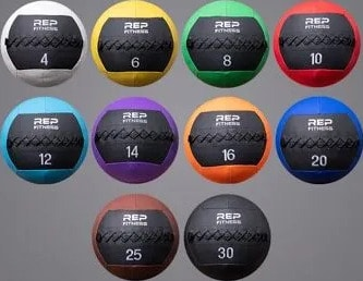 Rep Fitness V2 Medicine Balls different weights